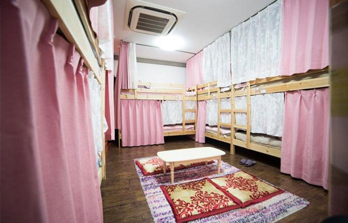 Guesthouse Hikarihouse-SHINJUKU