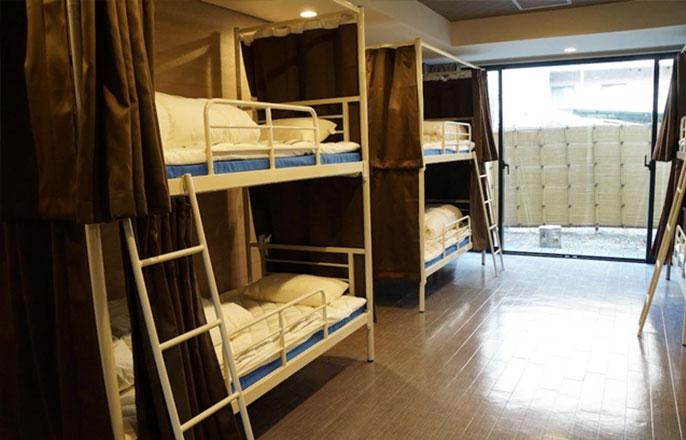 UENO Y ASAKUSA-oak-hostel-zen