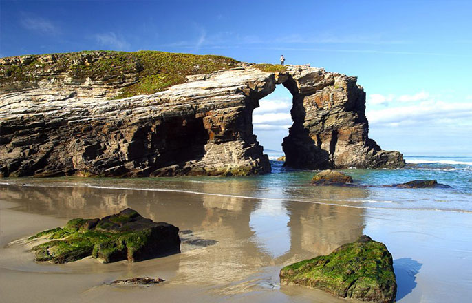plage-galice-enfant-tourisme
