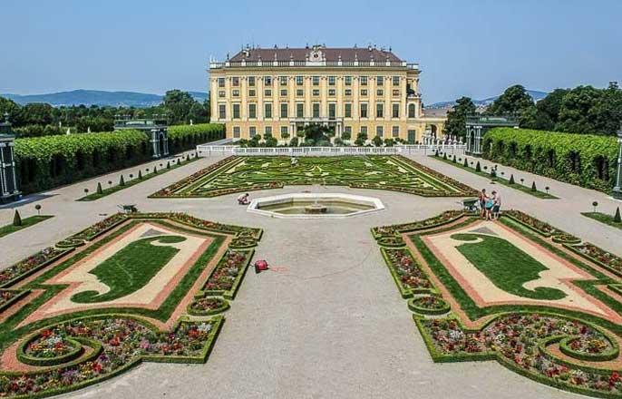 chateau-de-schonbrunn