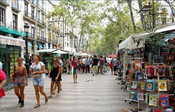 las-ramblas-barcelone