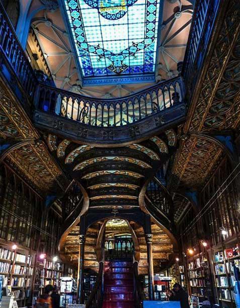 librairie-lello-porto