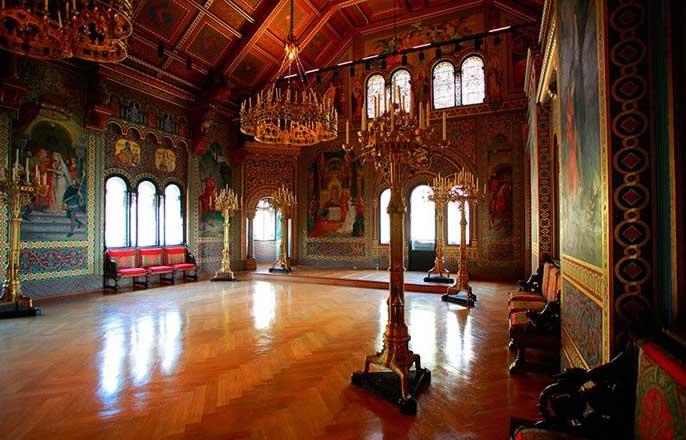 peinture-salle-chanteurs-chateau-neuschwanstein