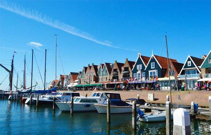 port-volendam-pays-bas