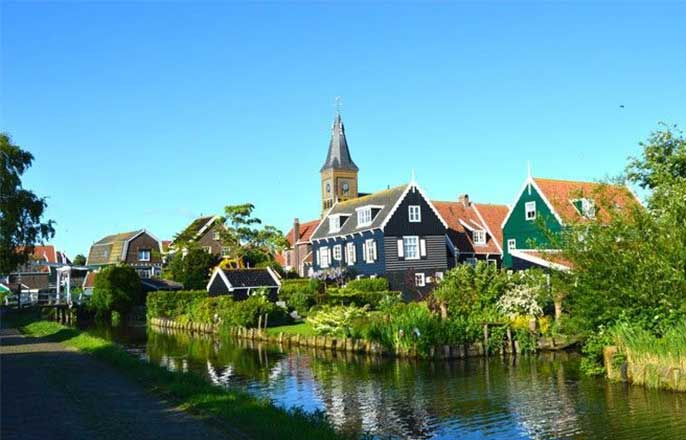 village-marken-hollande-roadtrip