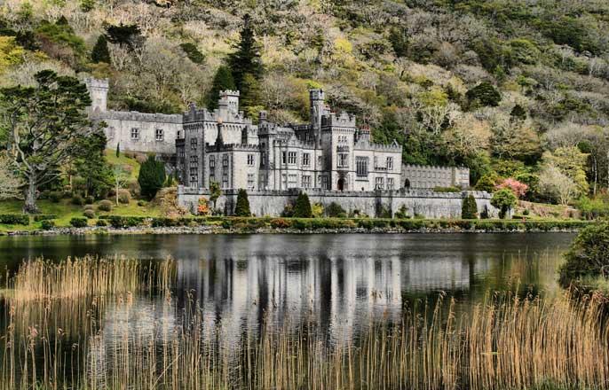 abbaye-kylemore-galeway-irlande
