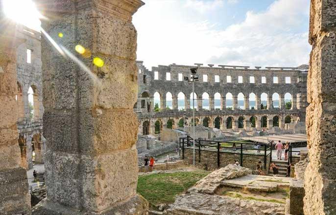 amphitheatre-pula