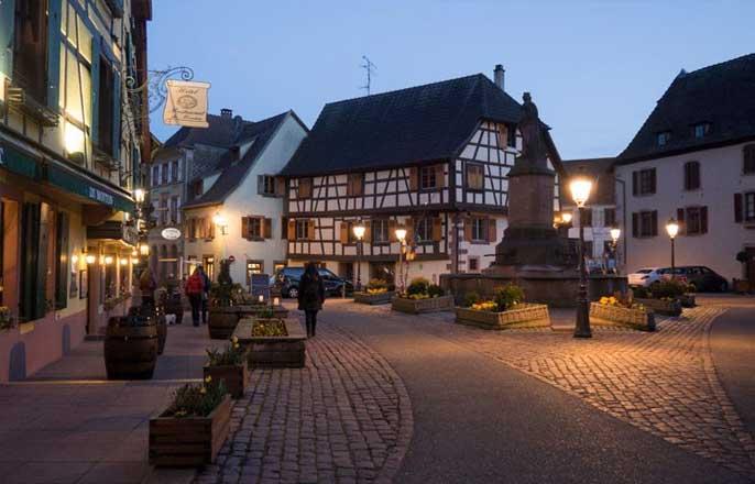 village-ribeauville-de-nuit