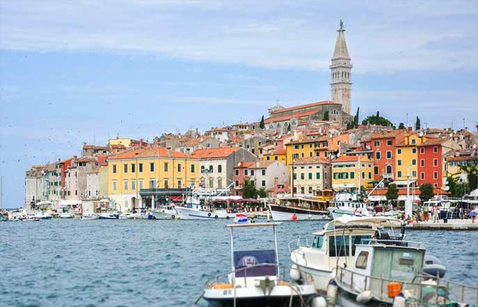 ville-portuaire-rovinj-croatie