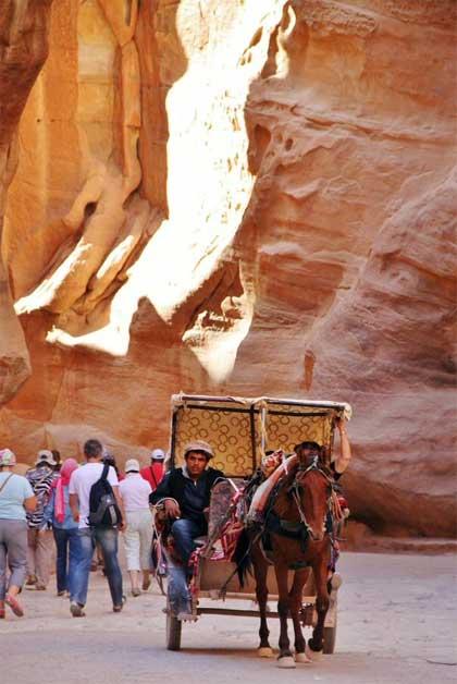 visite-petra-jordanie
