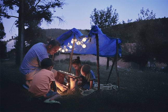 camping-sauvage-en-famille