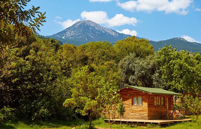 vacances-montagne-bungalow