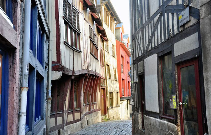 rue-colombages-rouen